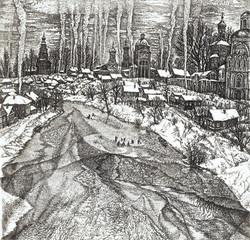 Зимний Торжок