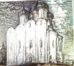 Saint Sophia Cathedral. Vologda