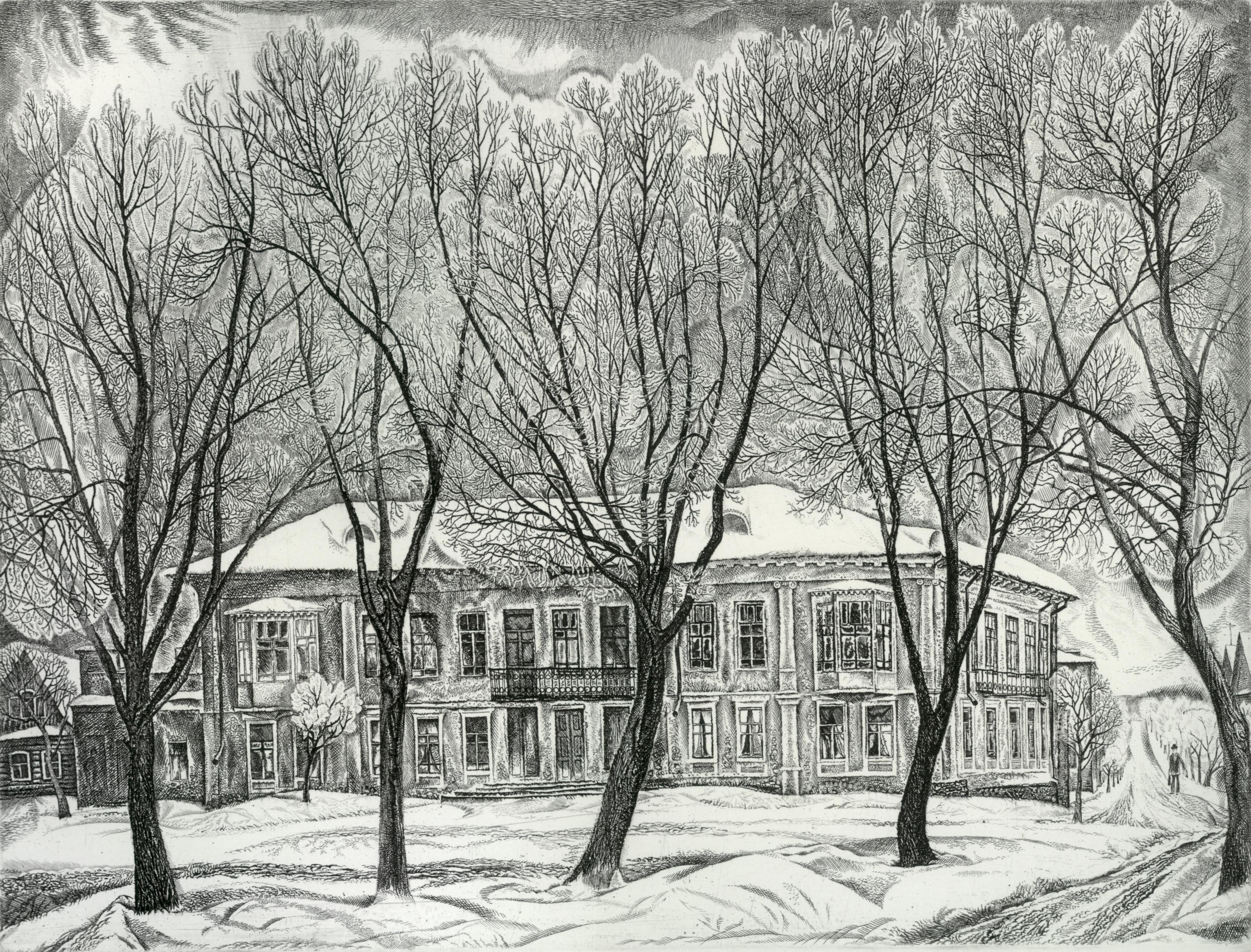 Pozharski Inn. Torzhok