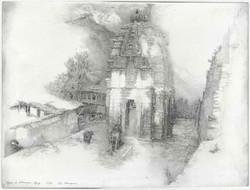 Храм в Наггаре, Кулу