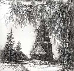 Церковь Вознесения в Торжке