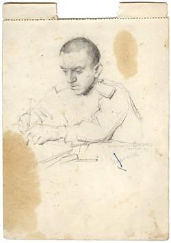 """""""Cadet Valeev (a Tatar)"""