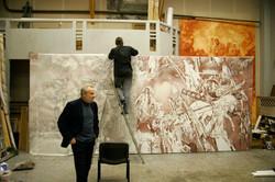 Exposition d'Alexandre Voronkov
