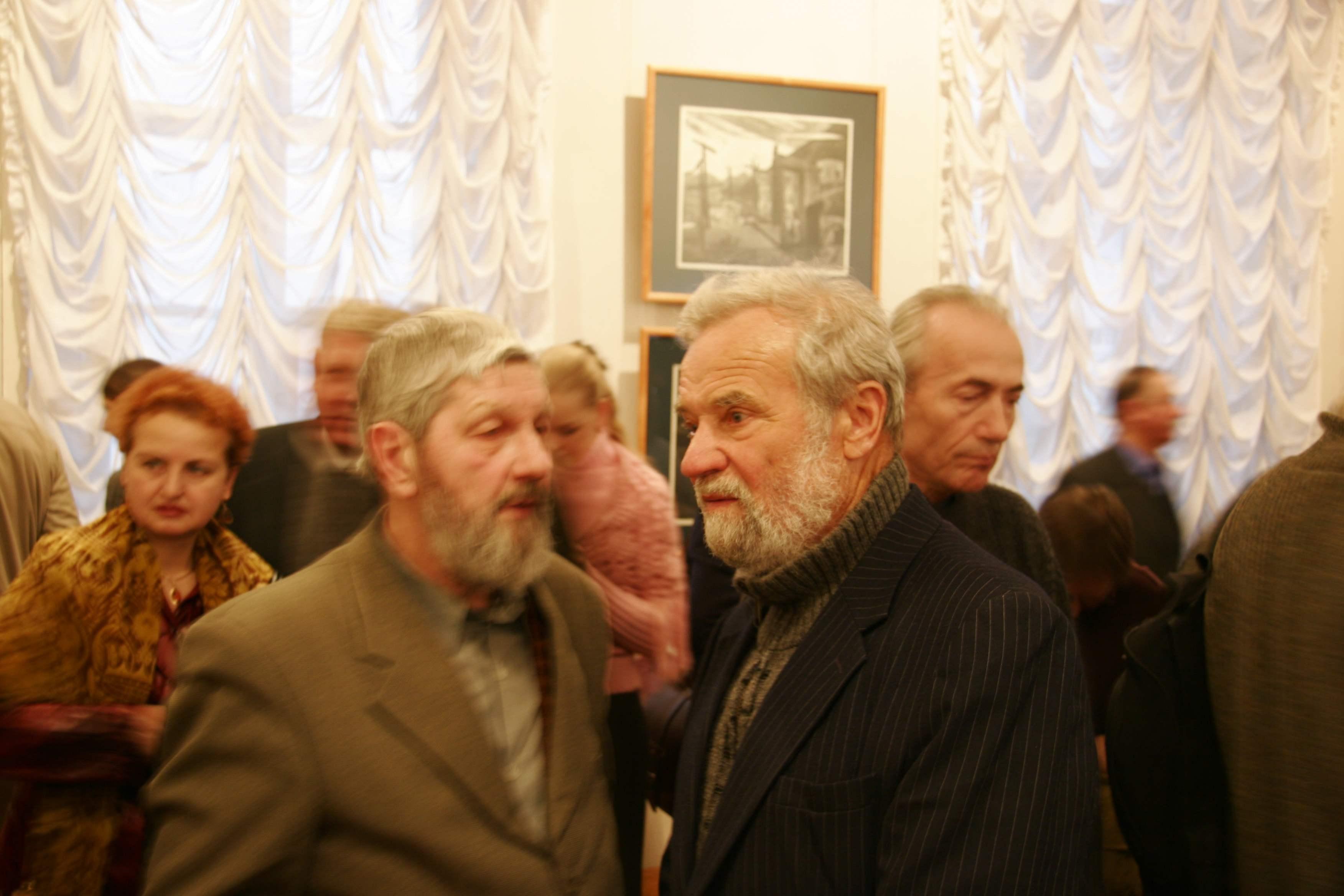 Exposition de Pimenov