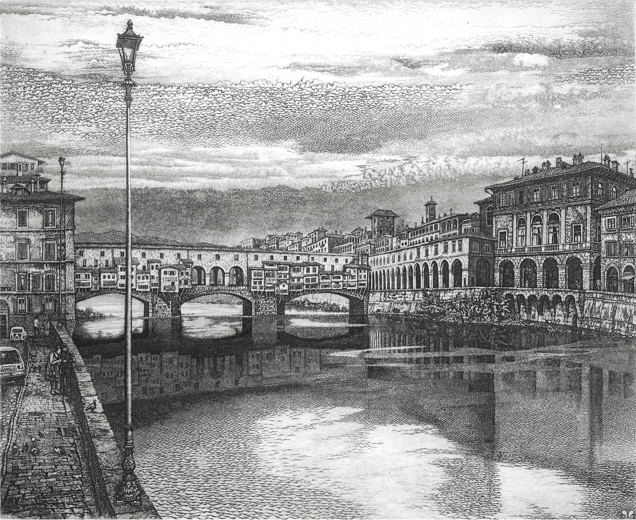 Ponte Vecchio. Florence
