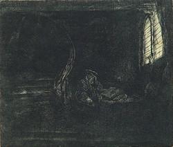 Св. Иероним в тёмной палате