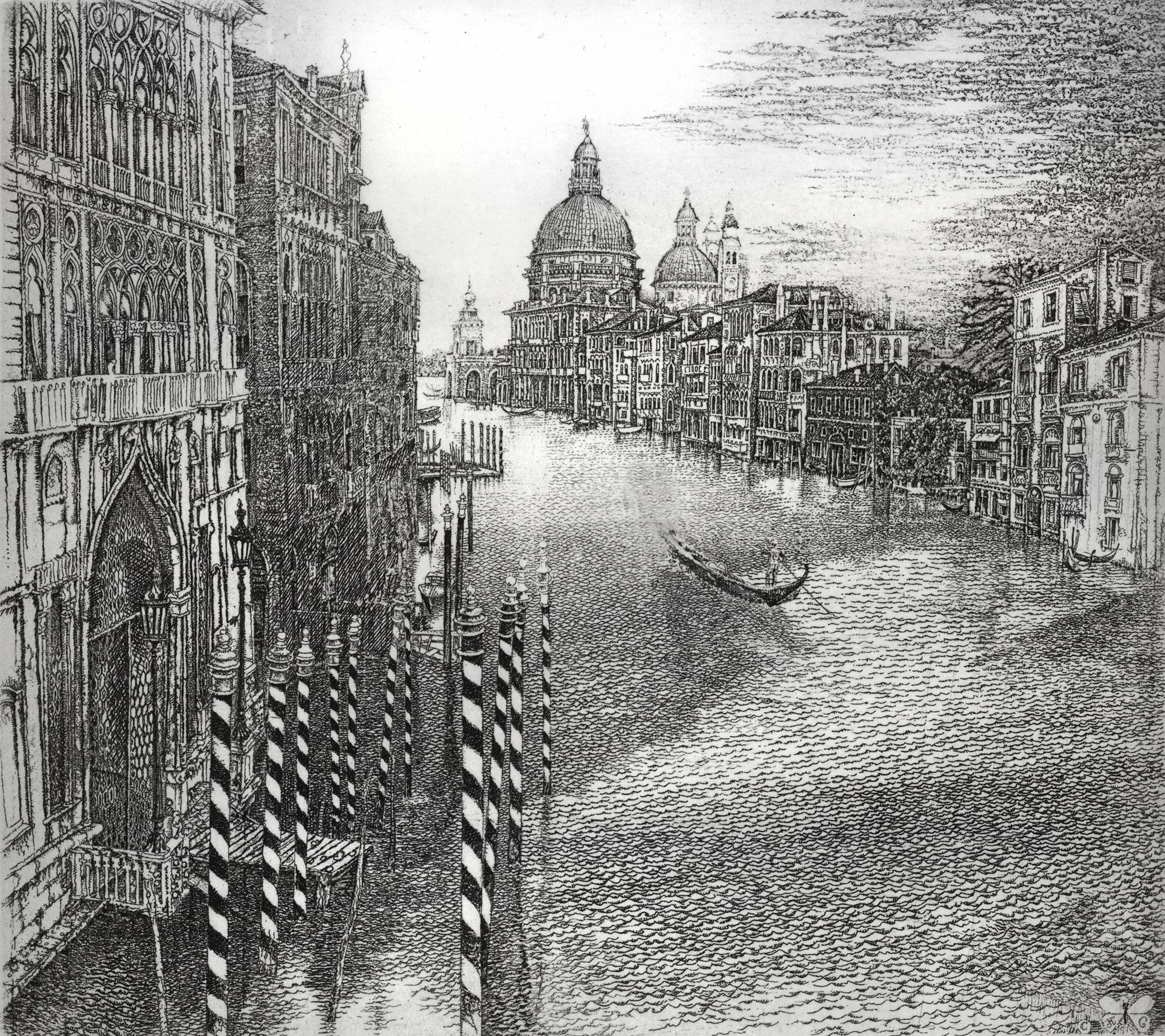 Venice. Canale Grande