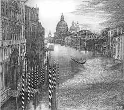 Венеция Большой канал