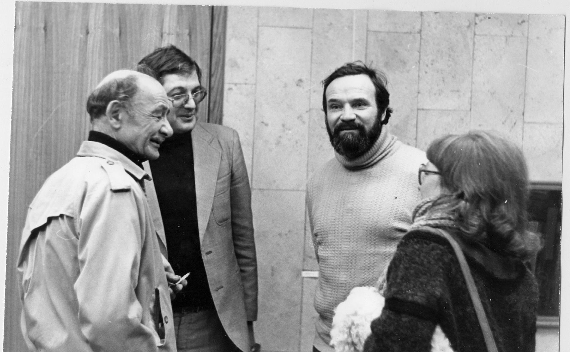 Rudakov, Senkevitch et Nikireyev