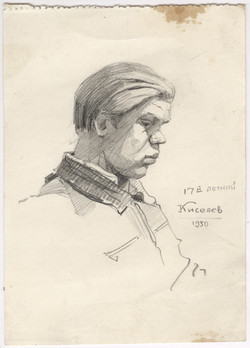 """Seventeen year old Kiselyov"""