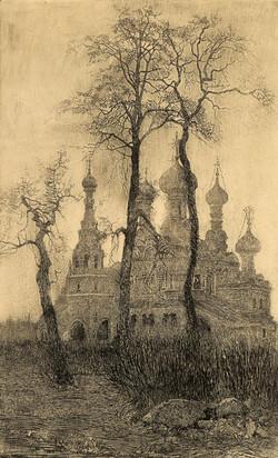 Останкинская церковь