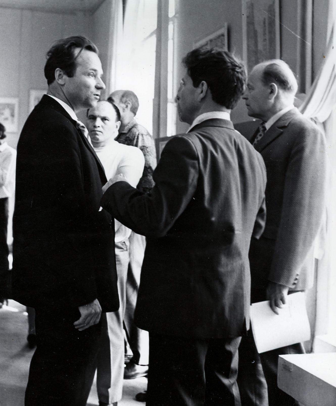 Nikireyev et Feoktistov