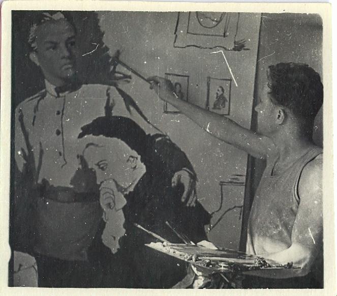 Ivanovo, September 1954