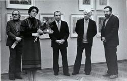 L'exposition Vorob'eva.