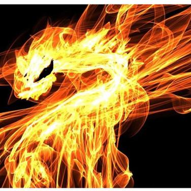 15 лунный день - Огненный змей