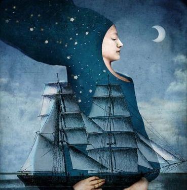 27 лунный день - Корабль, жезл