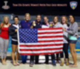 APG Athletic consulting wins olympic gold with USA women's water polo