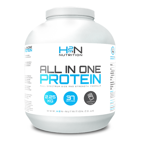 All in One Protein 2.25kg