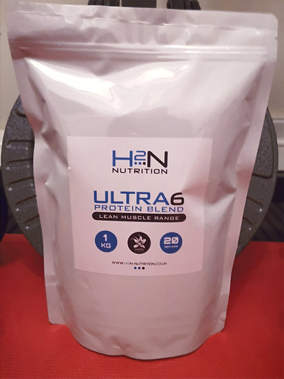 Ultra 6 Slow Release Protein Blend 1kg