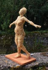 Danseuse de paille
