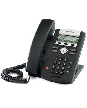 Polycom SoundPoint IP 331 2-line SIP Desktop Phone
