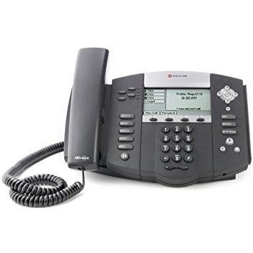 Polycom SoundPoint IP 560 SIP 4 line IP Desktop Phone HD voice Inc PSU