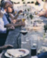 Outdoor-Dinner