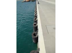 Cylindrical Fenders UAE