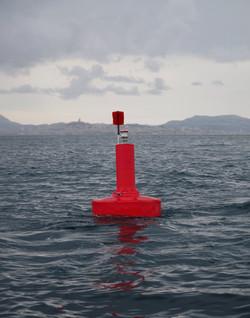 Port Side buoy
