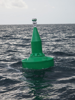 Starboard Side Buoy