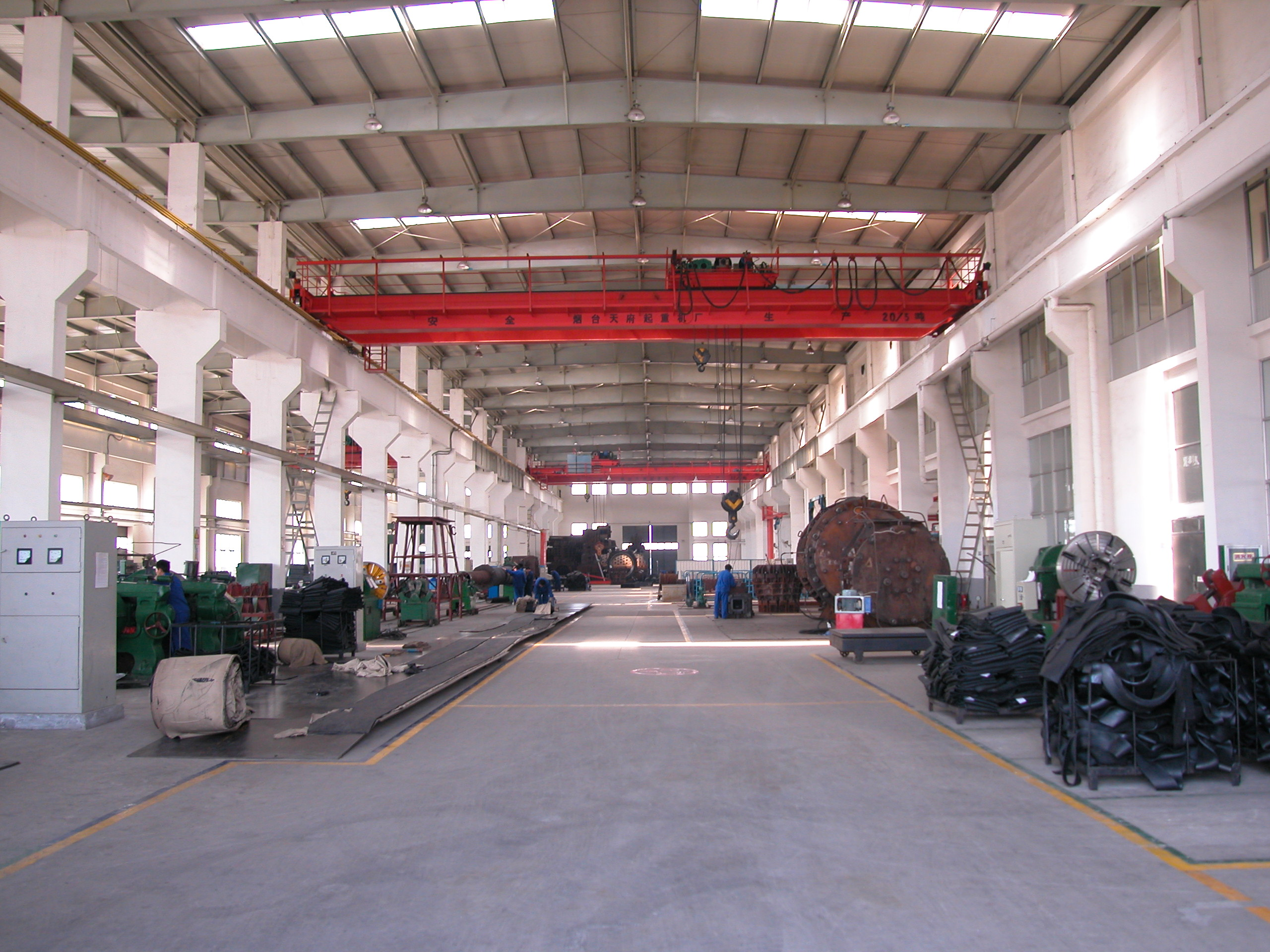 Fender panel manufacture