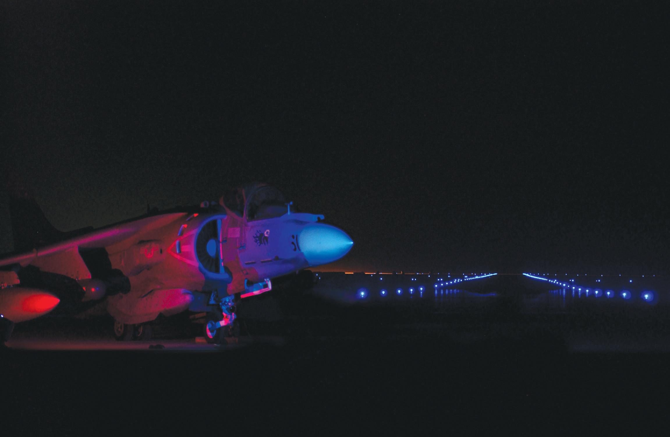 Miltary Aviation Lights