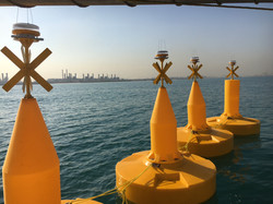 Dubai Buoys