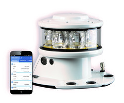 LED160 with Bluetooth Control_white