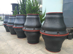 Cone Fender Rubber UAE
