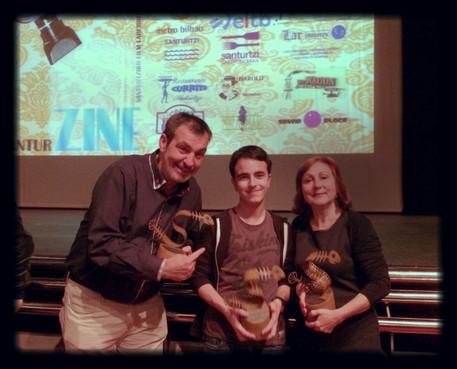 'Fulgor', 3 premios en Santurzine 2015