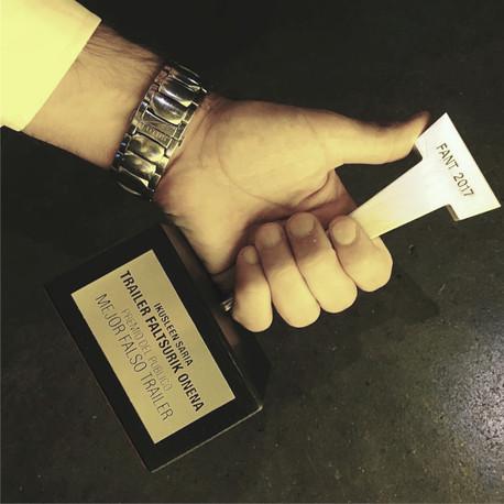 Premio del Público en FANT
