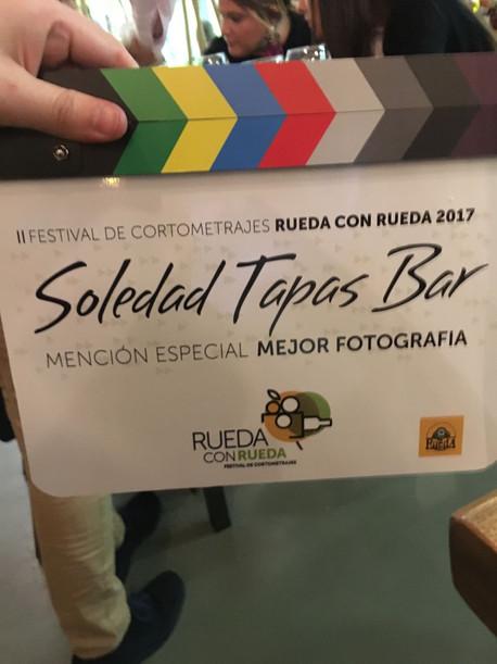 Premio a Mejor Fotografía