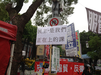 總統直選與台灣民主發展