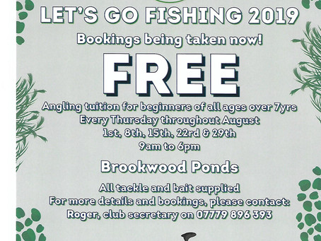 Let's Go Fishing 2019