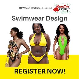 10 Weeks Swimwear Design Course