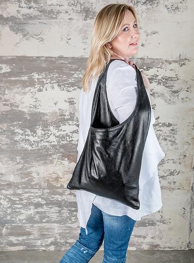 Toffish Leather Handbag