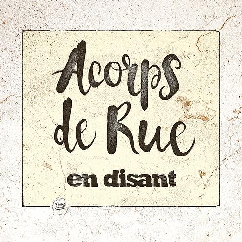 En Disant (CD DIGIPACK)