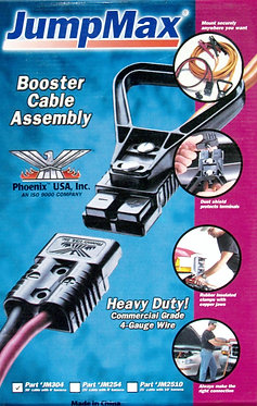 JumpMax Booster Cable Assembly - Phoenix USA, Inc.