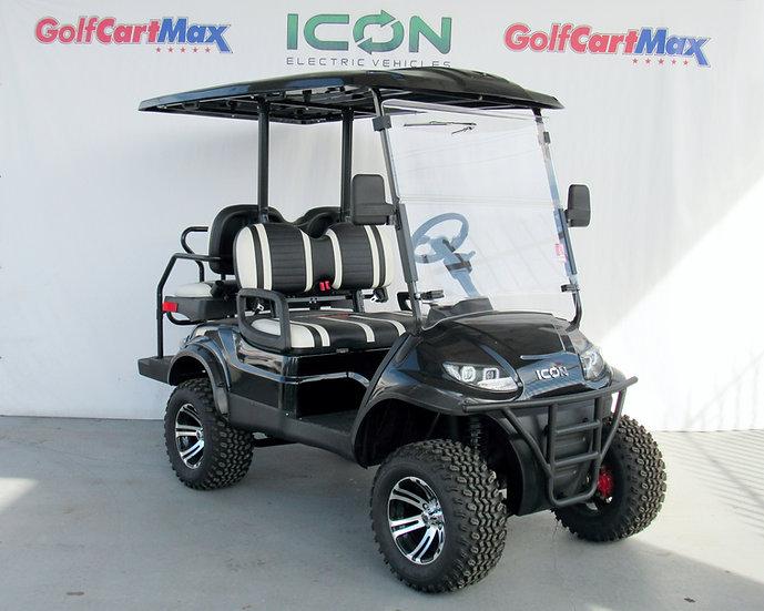 ICON EV i40L 4 passenger electric golf cart *
