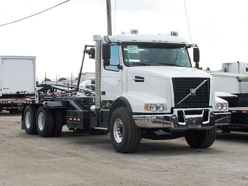 2021 Volvo VHD64B Stellar SI-60 Cable Hoist Roll Off Truck