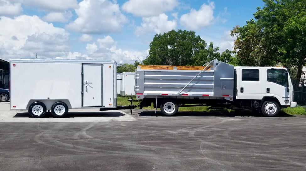 Truck_Trailer_Mower and Equipment Bundle 02