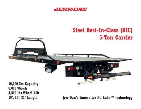 Jerr-Dan Best-In-Class (BIC) 5-Ton Carrier