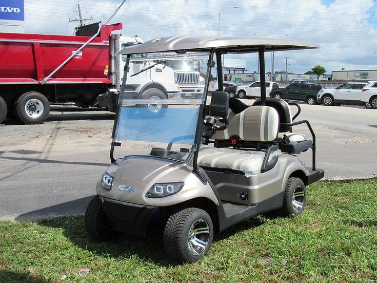 ICON EV i40 4 passenger electric golf cart *