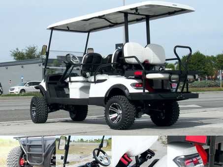 ALL ABOUT STREET LEGAL GOLF CARTS